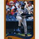 2002 Topps Baseball #489 David Ortiz - Minnesota Twins