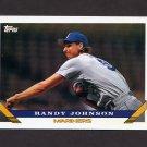1993 Topps Baseball #460 Randy Johnson - Seattle Mariners