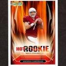 2006 Score Hot Rookies Glossy Football #001 Matt Leinart - Arizona Cardinals