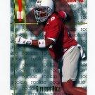 1996 Fleer Football #176 Simeon Rice RC - Arizona Cardinals