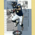 2002 Fleer Box Score Football #023 LaDainian Tomlinson - San Diego Chargers