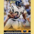 2002 Donruss Football #159 LaDainian Tomlinson - San Diego Chargers