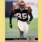 2002 Donruss Football #037 Chad Johnson - Cincinnati Bengals