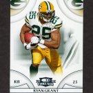 2008 Donruss Threads Football #047 Ryan Grant - Green Bay Packers