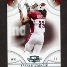 2008 Donruss Threads Football #002 Larry Fitzgerald - Arizona Cardinals