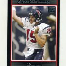 2007 Bowman Football #122 Jared Zabransky RC - Houston Texans