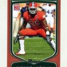 2009 Bowman Draft Football Orange #215 Michael Hamlin RC