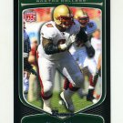 2009 Bowman Draft Football #128 B.J. Raji RC - Boston College
