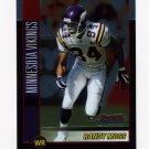 2002 Bowman Chrome Football #060 Randy Moss - Minnesota Vikings