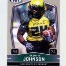 2009 SAGE HIT Football #024 Jeremiah Johnson RC - Oregon Ducks