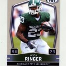 2009 SAGE HIT Football #023A Javon Ringer RC - Michigan State Spartans