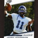 2008 Press Pass SE Football #046 Josh Johnson RC - Tampa Bay Buccaneers
