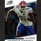 2008 Press Pass SE Football #041 Derrick Harvey RC - Jacksonville Jaguars