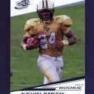2008 Press Pass SE Football #024 Kevin Smith RC - Detroit Lions