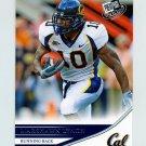 2007 Press Pass Football #10 Marshawn Lynch - California Golden Bears