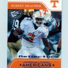 2007 Press Pass Reflectors Blue Football #80 Robert Meachem AA - Tennessee