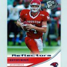 2007 Press Pass Reflectors Blue Football #33 Kevin Kolb - Houston Cougars
