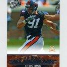 2008 Press Pass Football #80 Chris Long AA - Virginia
