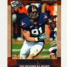 2008 Press Pass Football #56 Chris Long TC - Virginia