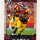 2008 Press Pass Football #55 Fred Davis TC - USC Trojans