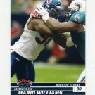 2008 Stadium Club Football #089 Mario Williams - Houston Texans
