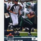 2008 Stadium Club Football #059 Kevin Curtis - Philadelphia Eagles