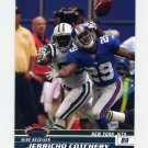 2008 Stadium Club Football #058 Jerricho Cotchery - New York Jets