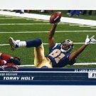 2008 Stadium Club Football #054 Torry Holt - St. Louis Rams