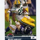 2008 Stadium Club Football #048 Ryan Grant - Green Bay Packers