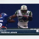 2008 Stadium Club Football #044 Thomas Jones - New York Jets