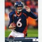 2008 Stadium Club Football #034 Jay Cutler - Denver Broncos