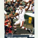 2008 Stadium Club Football #029 Braylon Edwards - Cleveland Browns
