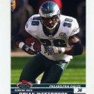 2008 Stadium Club Football #016 Brian Westbrook - Philadelphia Eagles