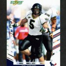 2007 Score Football #304 Jon Abbate RC - Houston Texans
