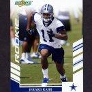 2007 Score Football #293 Jerard Rabb RC - Dallas Cowboys