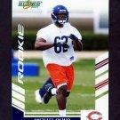 2007 Score Football #289 Michael Okwo RC - Chicago Bears