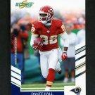 2007 Score Football #266 Dante Hall - St. Louis Rams