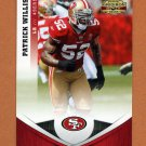 2011 Panini Gridiron Gear Football #136 Patrick Willis - San Francisco 49ers