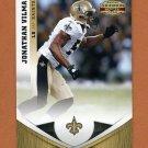 2011 Panini Gridiron Gear Football #113 Jonathan Vilma - New Orleans Saints