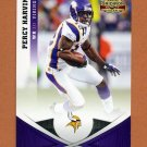 2011 Panini Gridiron Gear Football #105 Percy Harvin - Minnesota Vikings