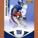 2011 Panini Gridiron Gear Football #077 Brandon Jacobs - New York Giants