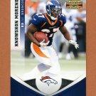 2011 Panini Gridiron Gear Football #070 Knowshon Moreno - Denver Broncos