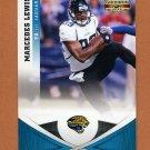 2011 Panini Gridiron Gear Football #043 Marcedes Lewis - Jacksonville Jaguars
