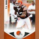 2011 Panini Gridiron Gear Football #032 T.J. Ward - Cleveland Browns