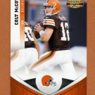 2011 Panini Gridiron Gear Football #029 Colt McCoy - Cleveland Browns