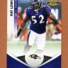 2011 Panini Gridiron Gear Football #027 Ray Lewis - Baltimore Ravens