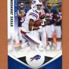 2011 Panini Gridiron Gear Football #017 Steve Johnson - Buffalo Bills