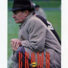 1992 Browns Sunoco Football #02 Paul Brown CO - Cleveland Browns ExMt