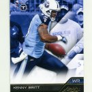 2011 Absolute Memorabilia Retail Football #097 Kenny Britt - Tennessee Titans
