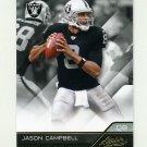 2011 Absolute Memorabilia Retail Football #071 Jason Campbell - Oakland Raiders